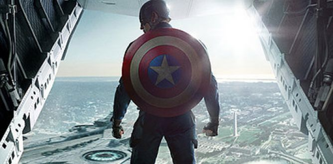 Captain America: The Winter Soldier rating info
