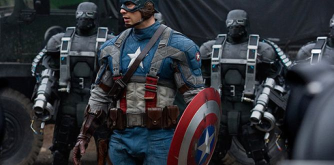 Picture from Captain America: The First Avenger