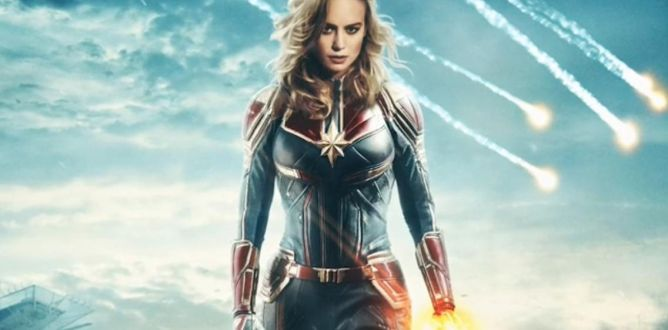 Captain Marvel parents guide