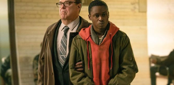 Captive State parents guide