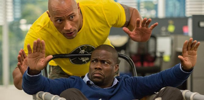 Central Intelligence parents guide