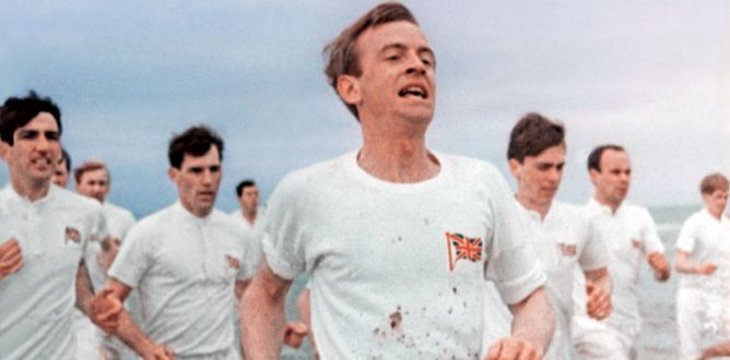 Picture from Chariots Of Fire