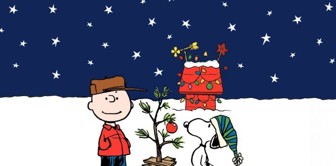 Picture from A Charlie Brown Christmas