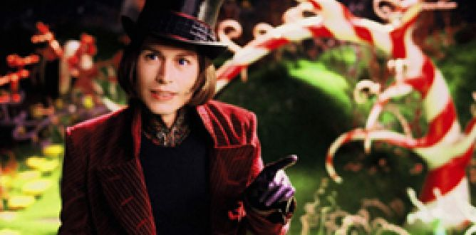 Picture from Charlie and the Chocolate Factory