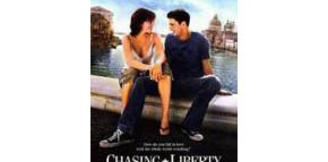 Chasing Liberty parents guide