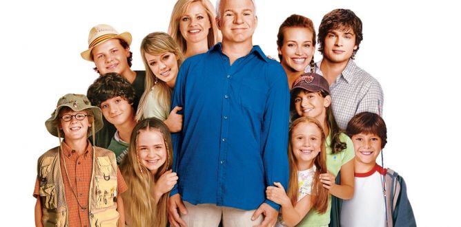 Cheaper by the Dozen 2 parents guide