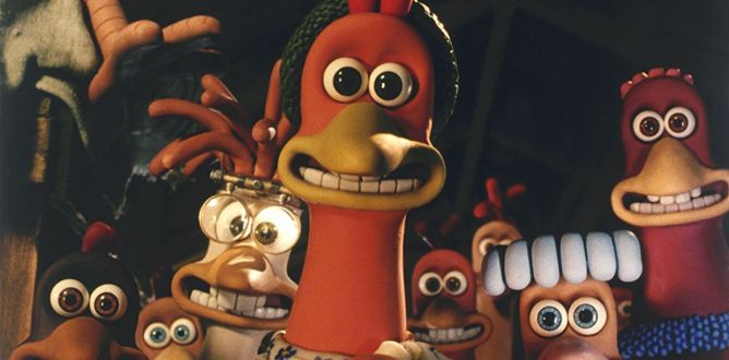 Chicken Run parents guide