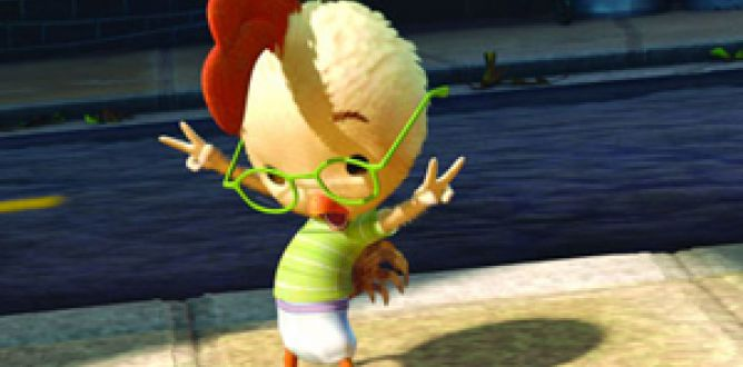 Chicken Little parents guide