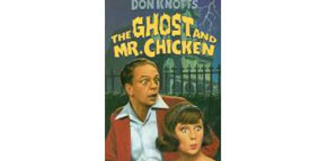 The Ghost and Mr. Chicken parents guide
