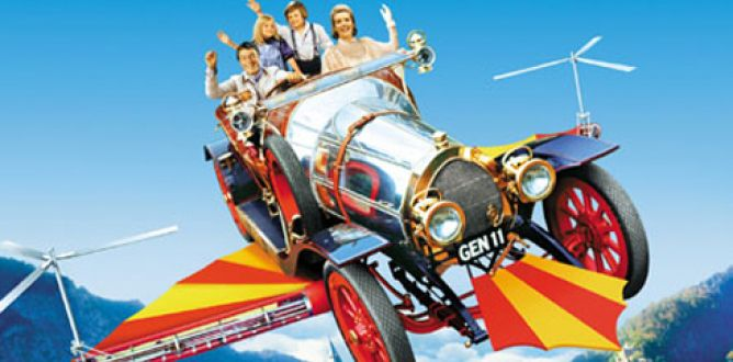 Picture from Chitty Chitty Bang Bang
