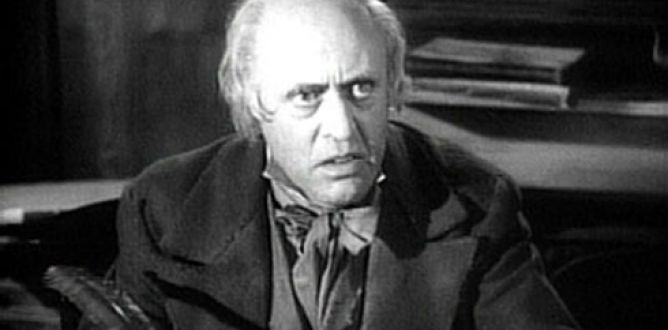 A Christmas Carol 1951.A Christmas Carol Movie Review For Parents