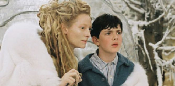 Picture from The Chronicles of Narnia, the Lion, the Witch and the Wardrobe