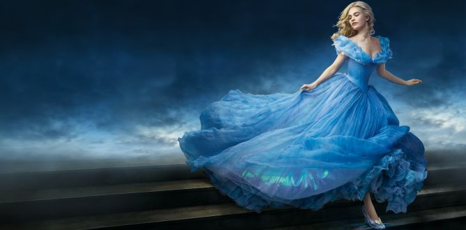 Cinderella (2015) parents guide