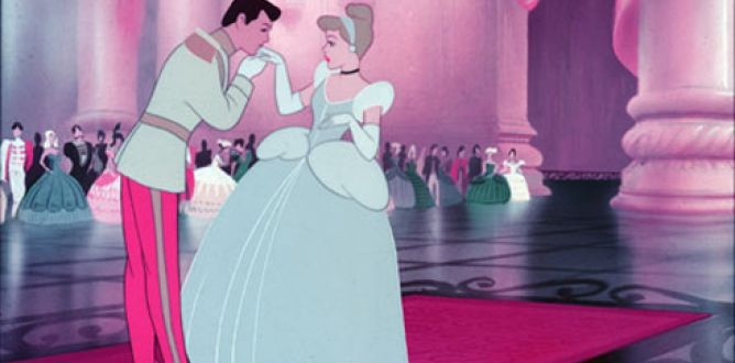 Picture from Cinderella