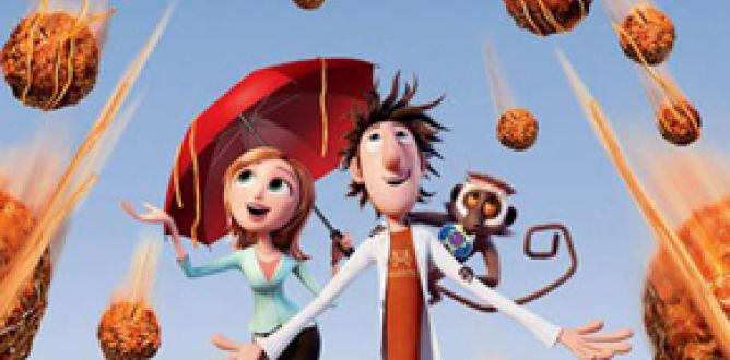 Picture from Cloudy With a Chance of Meatballs