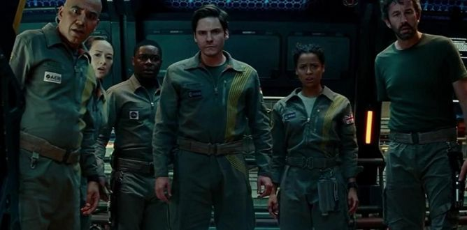 The Cloverfield Paradox parents guide