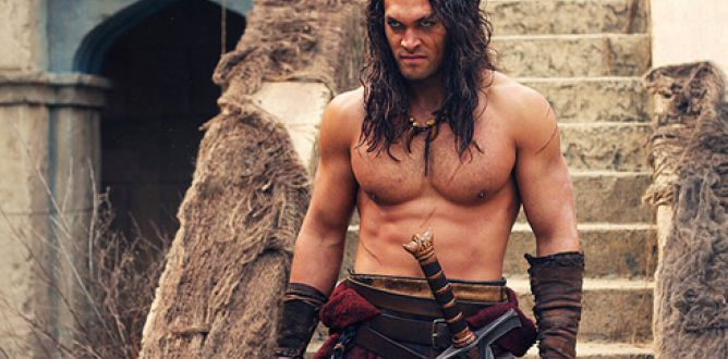 Picture from Conan the Barbarian
