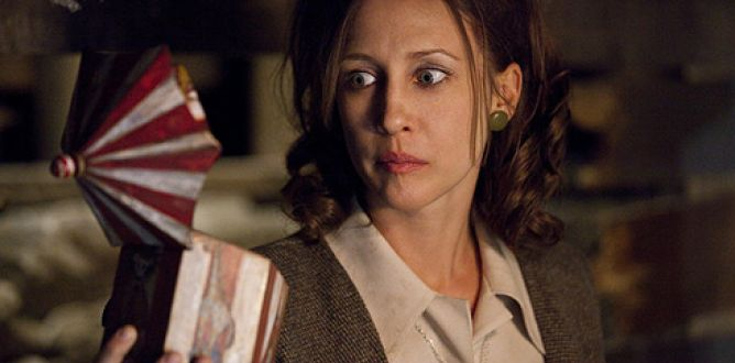 The Conjuring parents guide