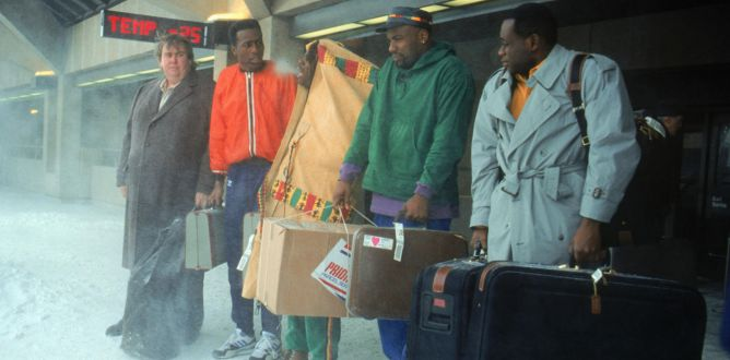 Cool Runnings parents guide