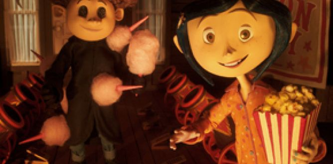 Coraline Movie Review For Parents
