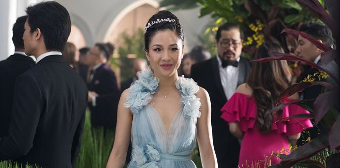 Crazy Rich Asians parents guide