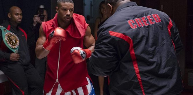 Creed II parents guide