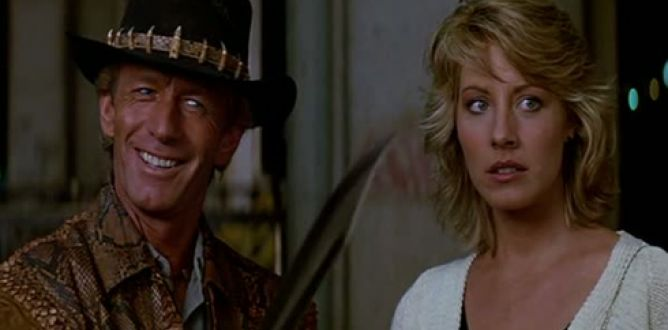 Crocodile Dundee parents guide