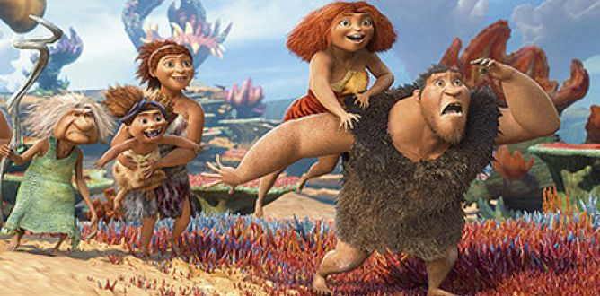 The Croods parents guide
