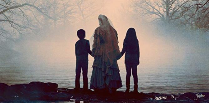 The Curse of La Llorona parents guide