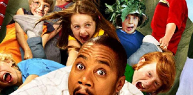 Daddy Day Camp parents guide