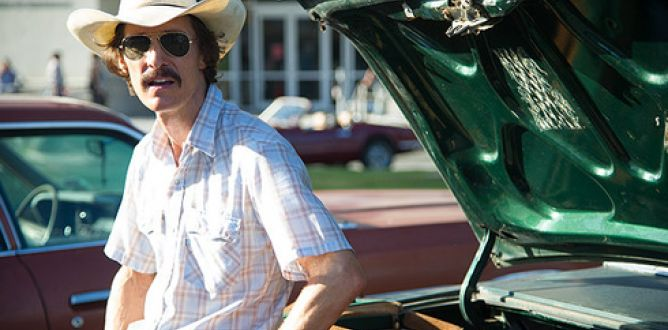 Dallas Buyers Club parents guide