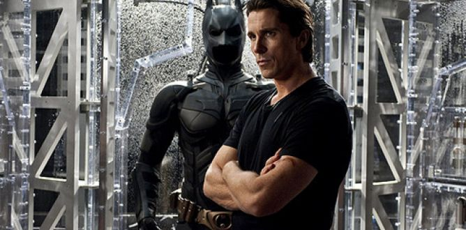 Picture from The Dark Knight Rises