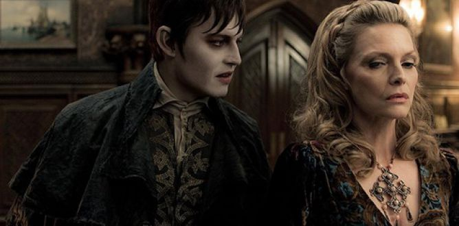 Dark Shadows parents guide