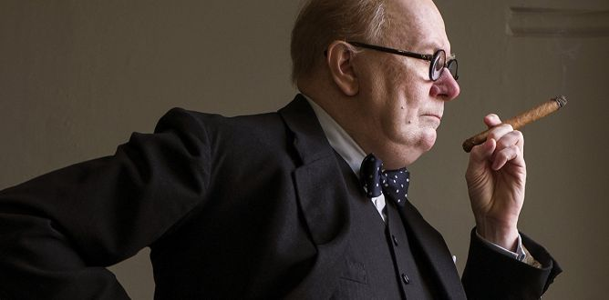Darkest Hour (2017) parents guide