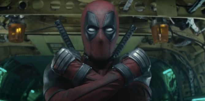 Deadpool 2 parents guide