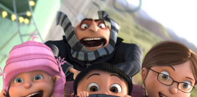 Despicable Me parents guide