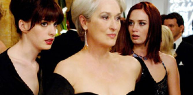 The Devil Wears Prada parents guide