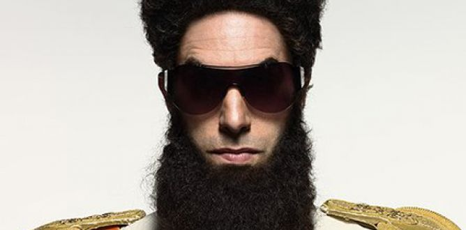 Picture from The Dictator