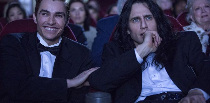 The Disaster Artist parents guide