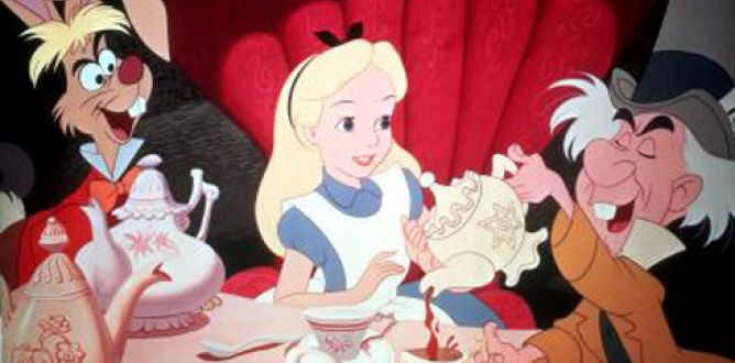 Alice in Wonderland (Disney's) parents guide