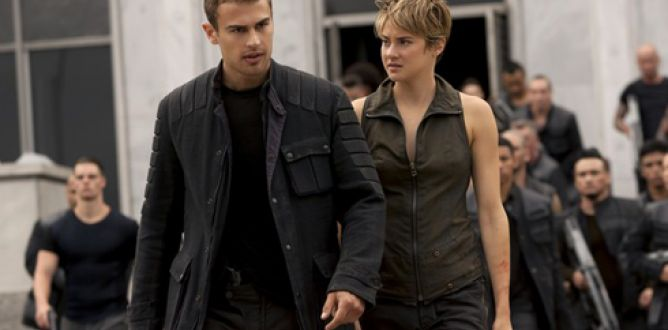 The Divergent Series: Insurgent parents guide
