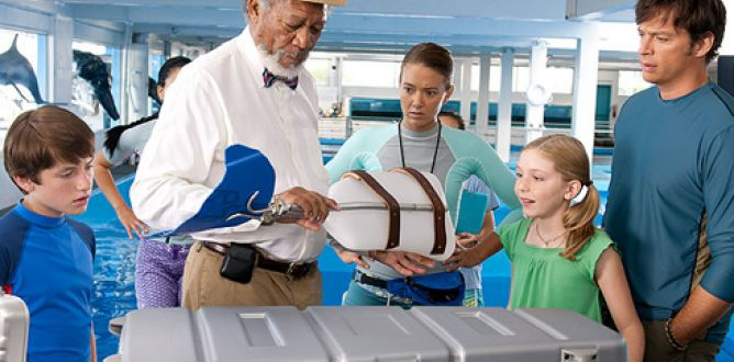 Dolphin Tale parents guide