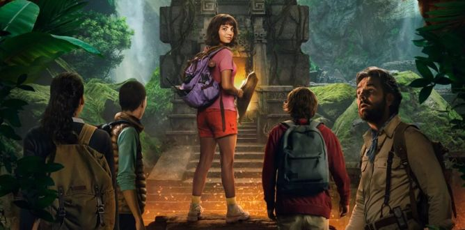 Dora and the Lost City of Gold parents guide