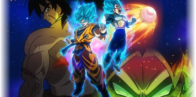 Dragon Ball Super: Broly parents guide