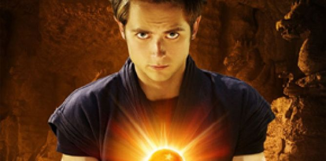 Picture from Dragonball - Evolution