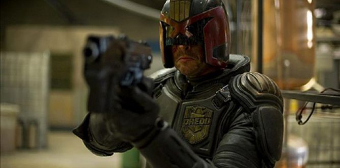 Picture from Dredd