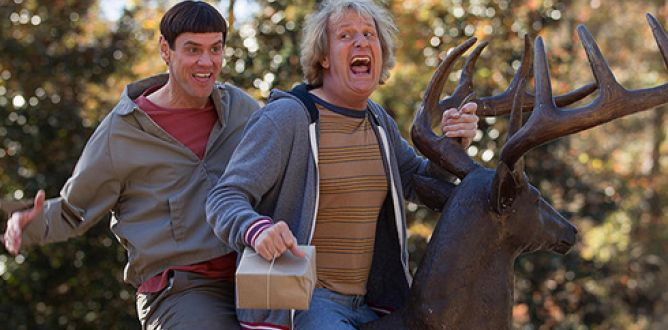 Dumb and Dumber To parents guide
