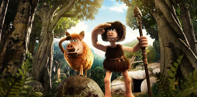 Early Man parents guide