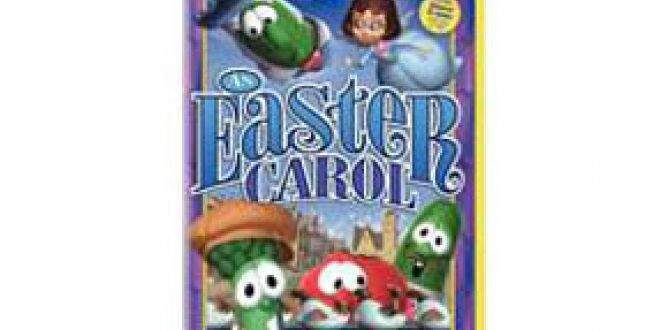Picture from Veggie Tales: An Easter Carol