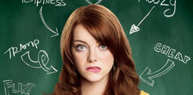 Picture from Easy A